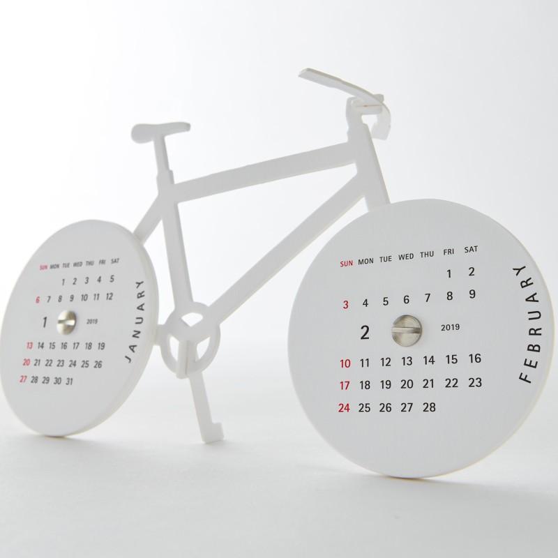 Calendar 2019 Bike craft kit | good morning Inc.