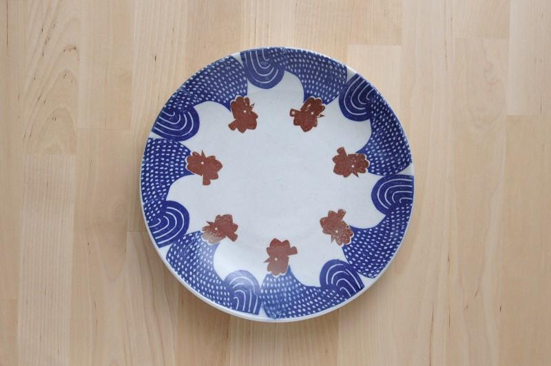 KATA KATA plate L (group)