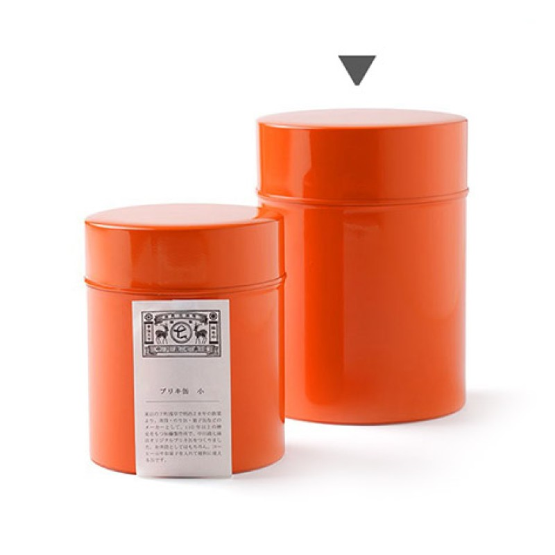Tin canister   Large
