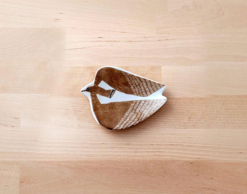 Small dish (albatross) | KATA KATA x Classiky