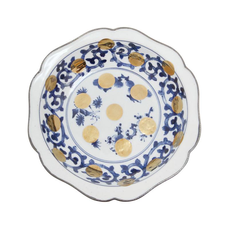 NAMASU   Classic Arita deep dish - Takokarakusa   amabro