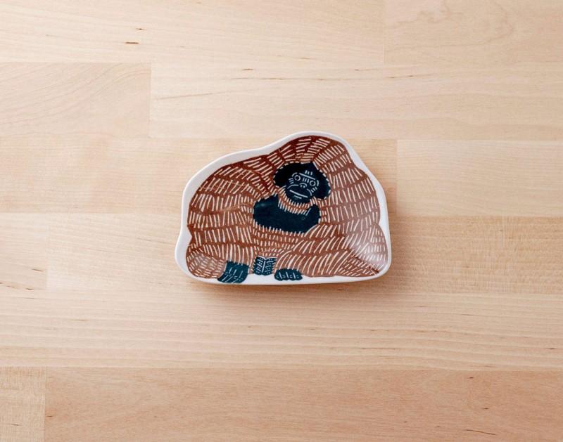 Small dish (orangutan) | KATA KATA x Classiky