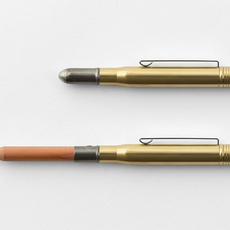 TRAVELER'S COMPANY | Brass Pencil Solid Brass
