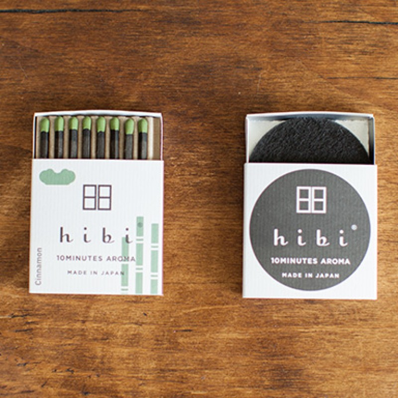 hibi | Cinnamon (8 sticks pack)