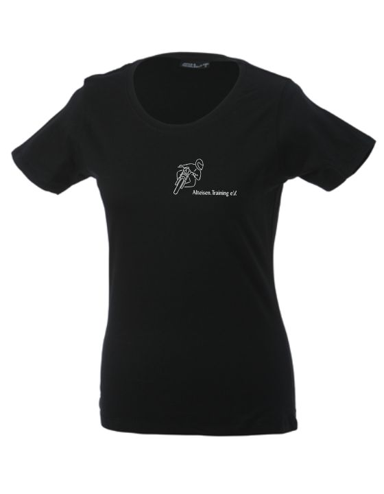 Alteisen.Training Logo Girly-Shirt