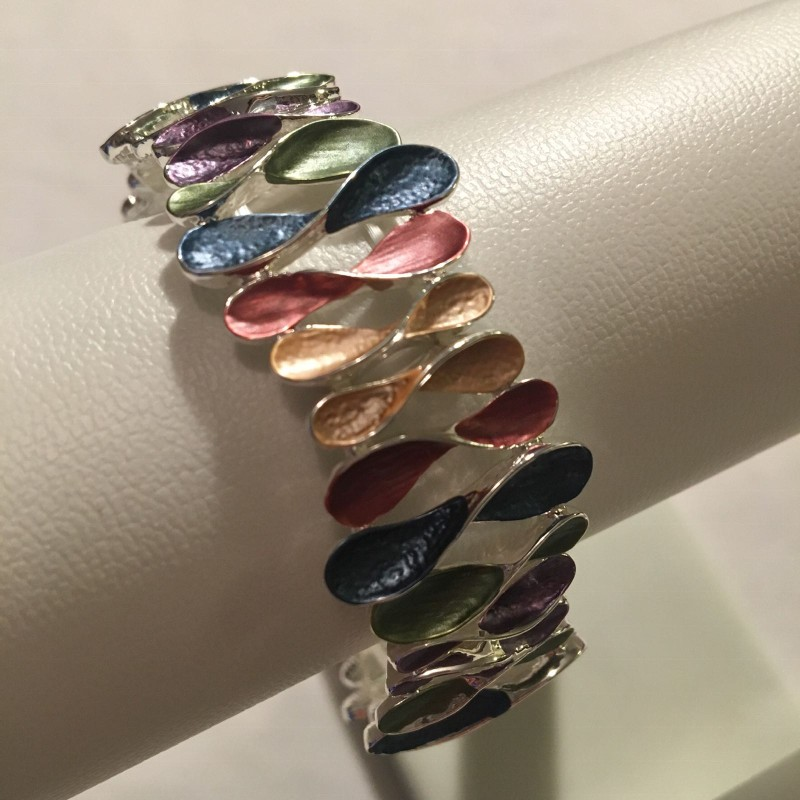 Wave Bracelet - Multicoloured