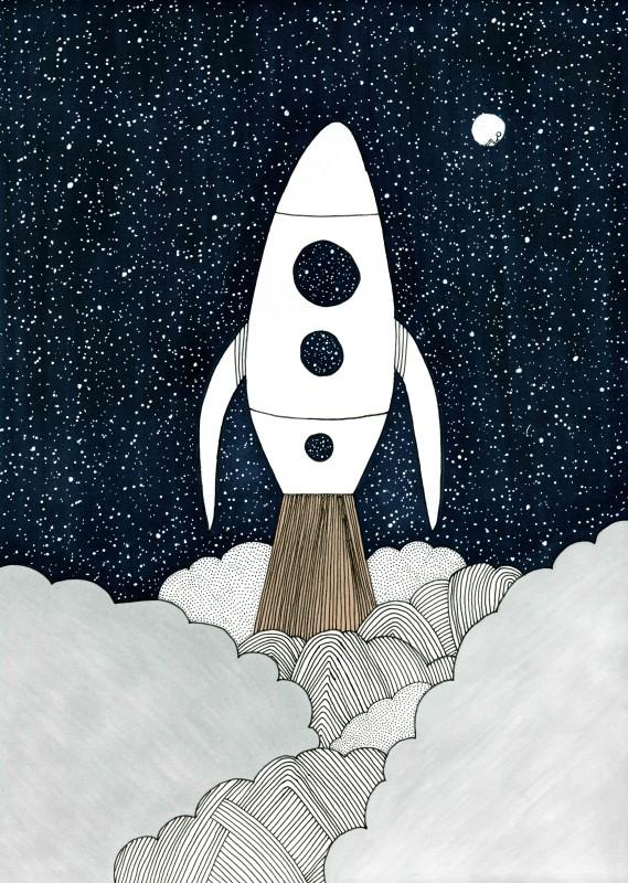 Rocket (2 sizes)