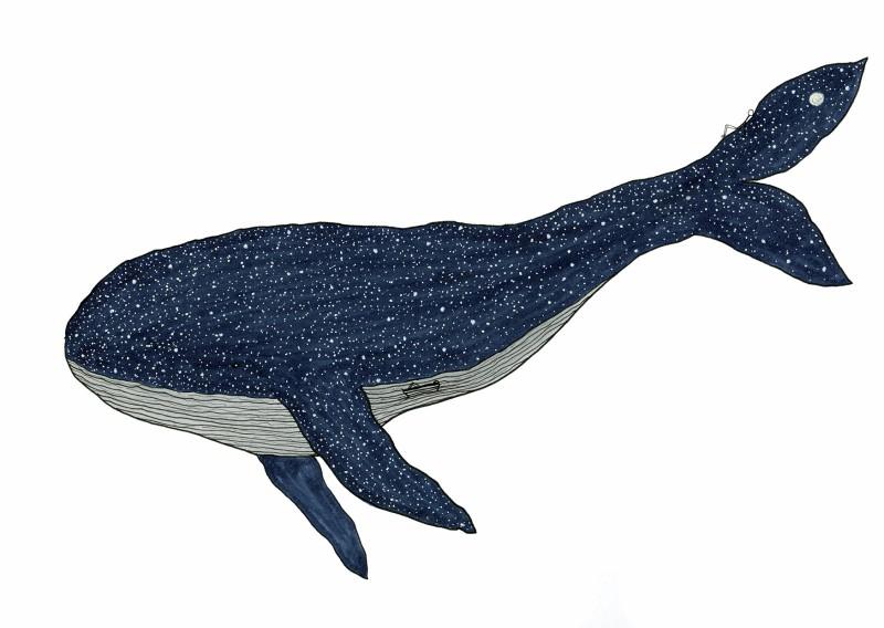 Big Whale (2 sizes)