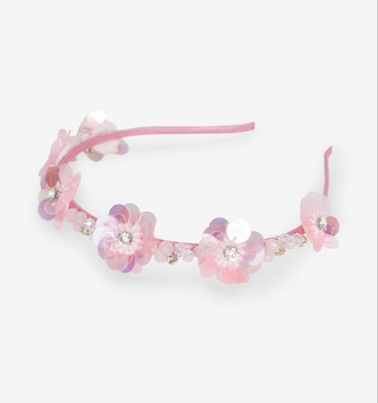 Hatley Flower Crown Headband