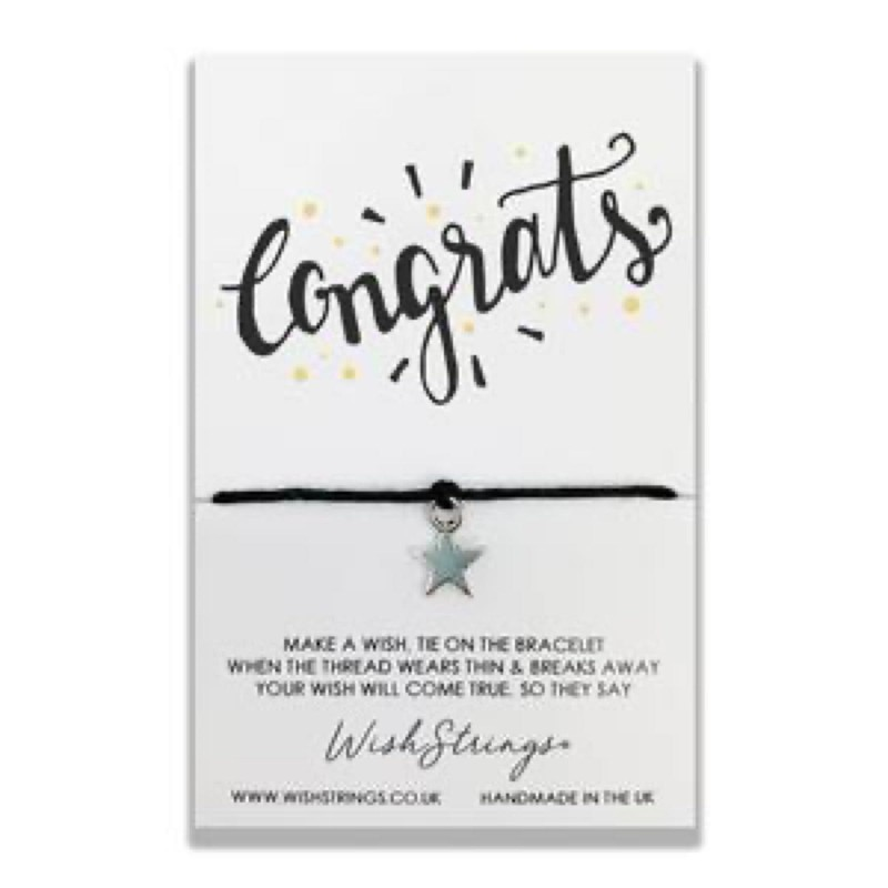 Congrats WishString