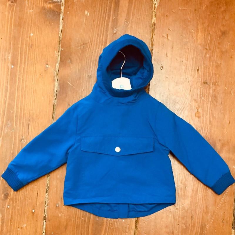 MINI FREOLI BLUE COAT 3-6M