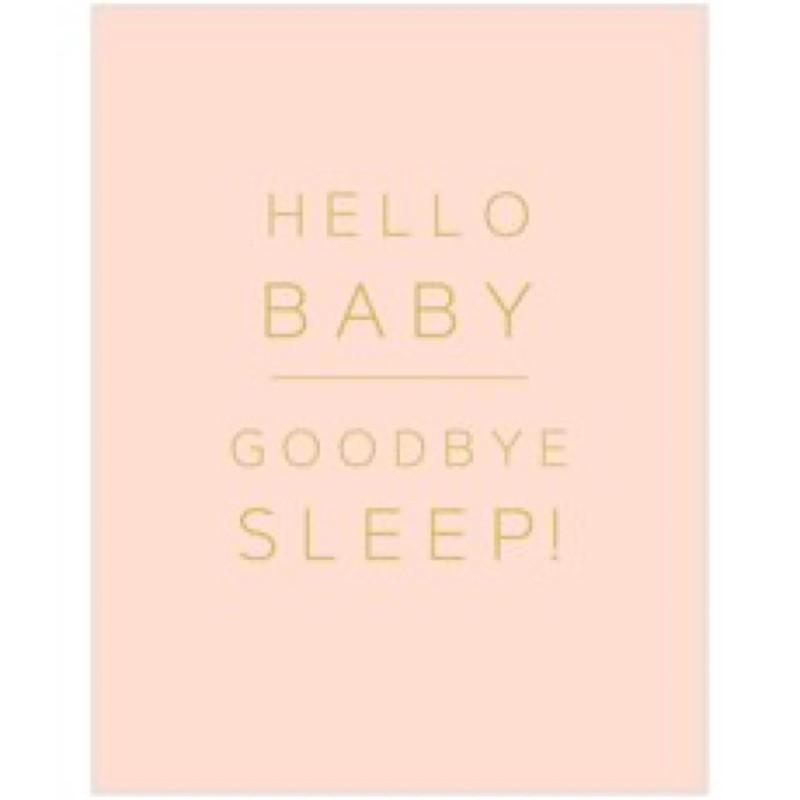 Hello Baby Girl (JOT57)