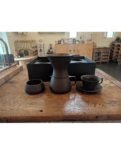 Timemore Ceramic pour over kit