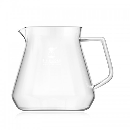 Timemore 600ml glass server