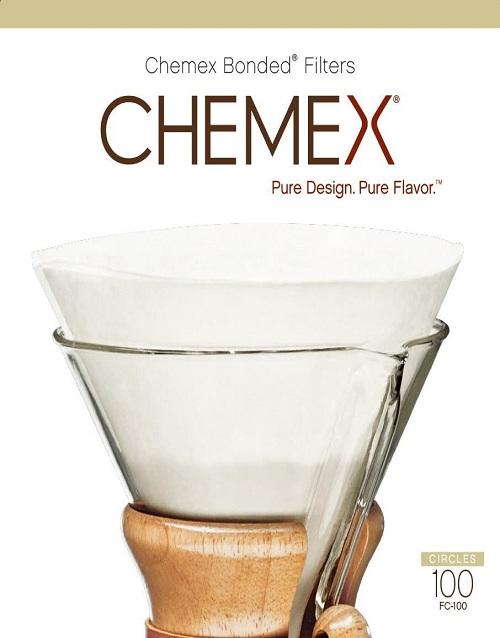 Chemex filter x 100