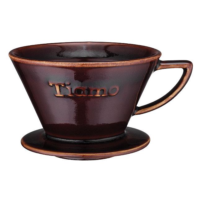 Tiamo Ceramic filter holder