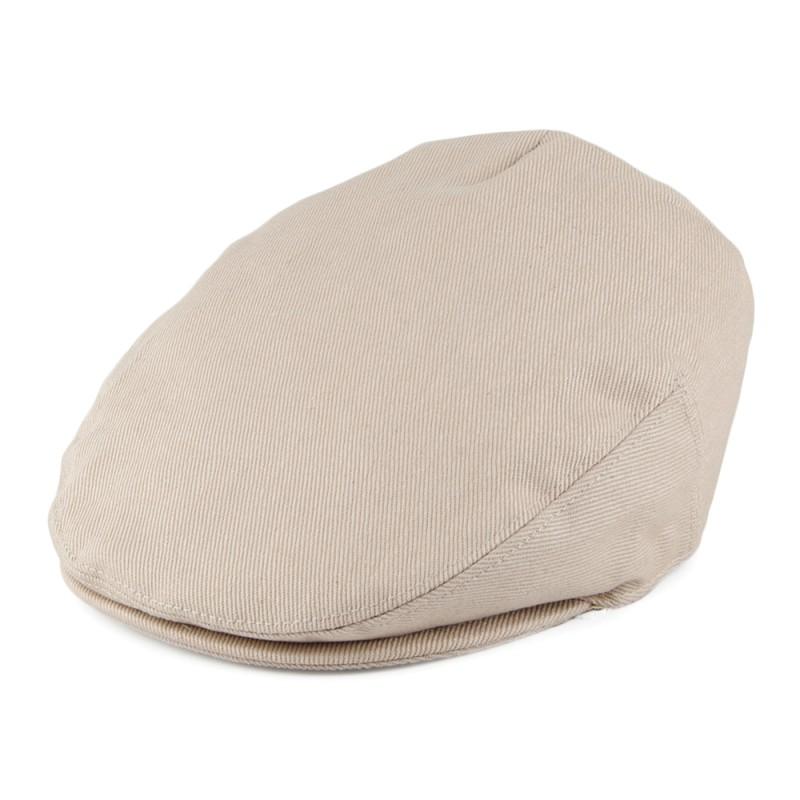 KIDS FLAT CAP BEIGE