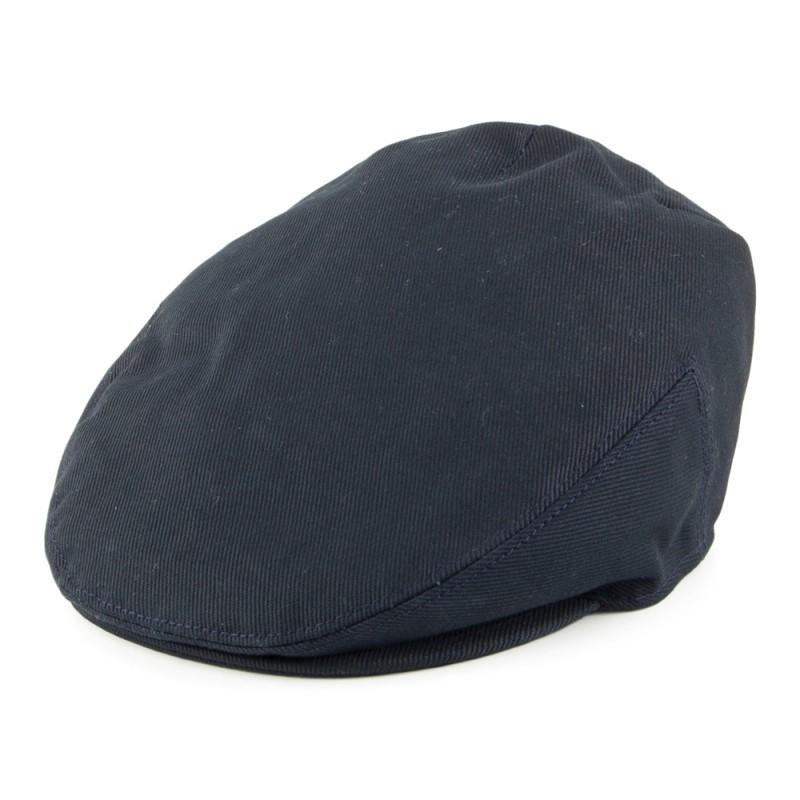 KIDS FLAT CAP NAVY BLUE
