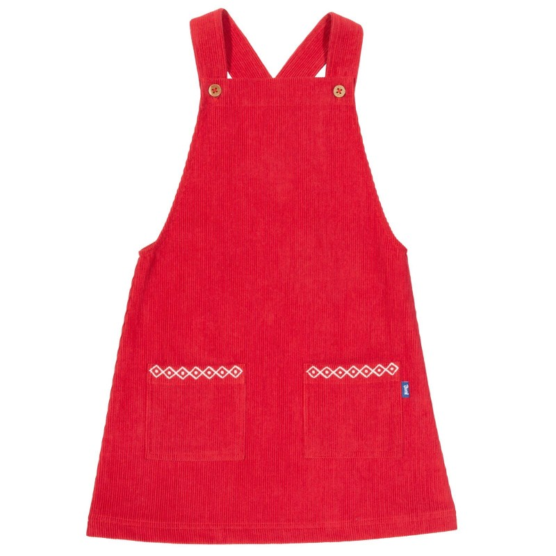 Kite Pocket Pinafore