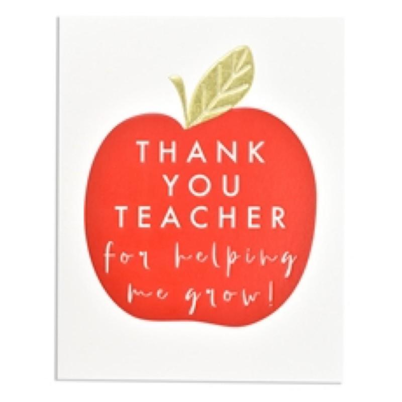 Thank You Teacher (JOT91)