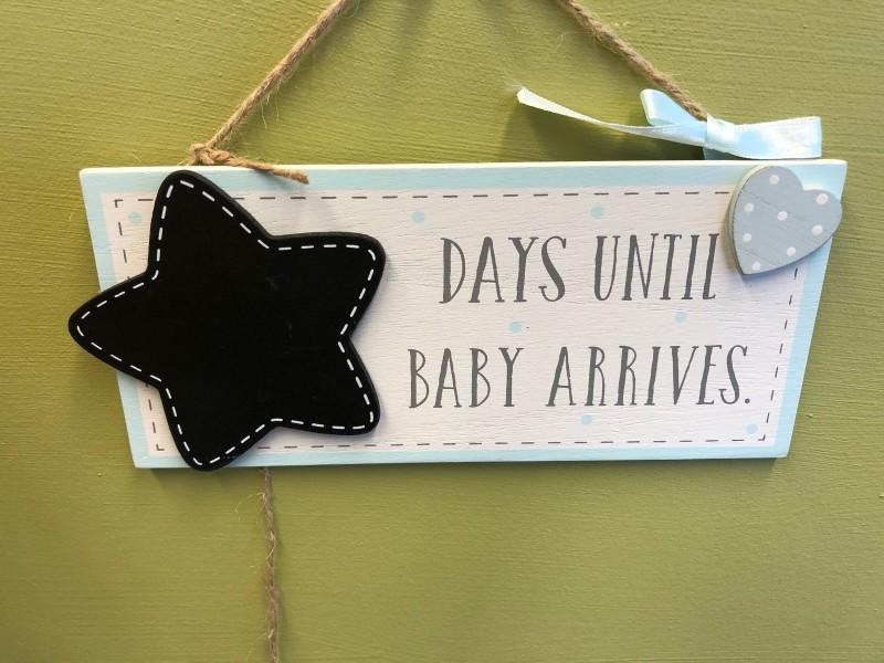 Baby Countdown
