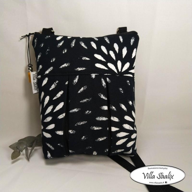 Pilkahdus-laukku Pisarakukka