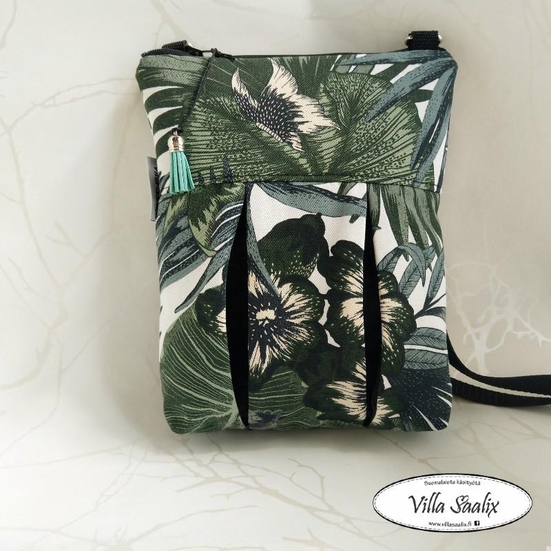Pilkahdus-laukku Puutarha