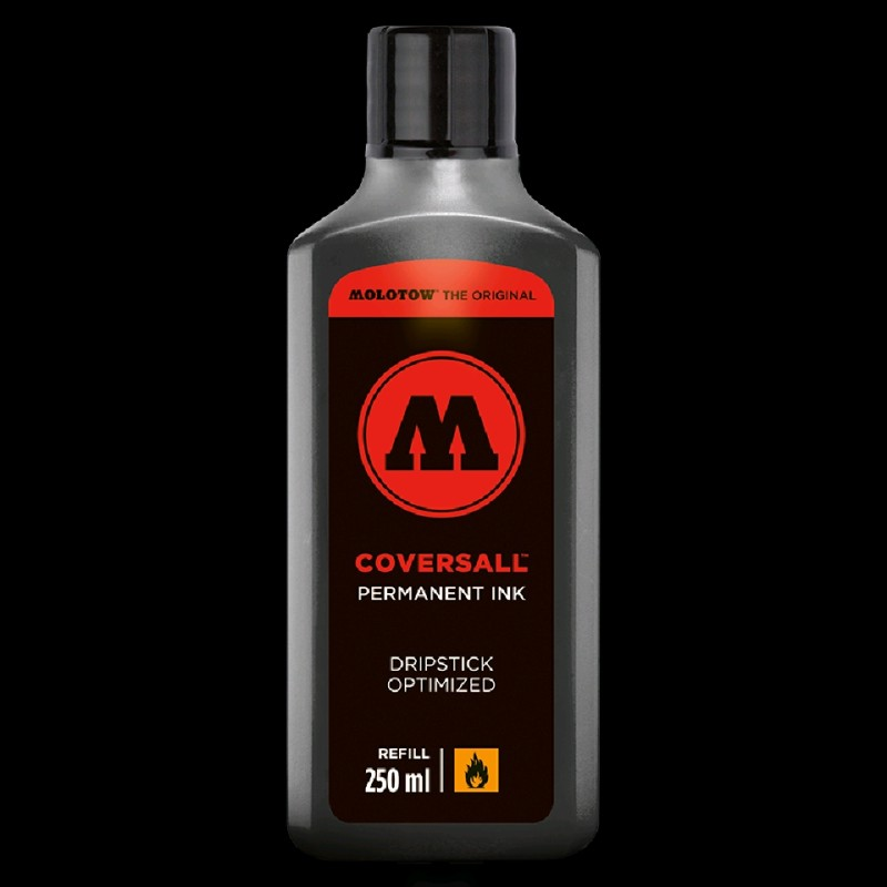 Molotow coversall refill (dripstick edition) 250 ml
