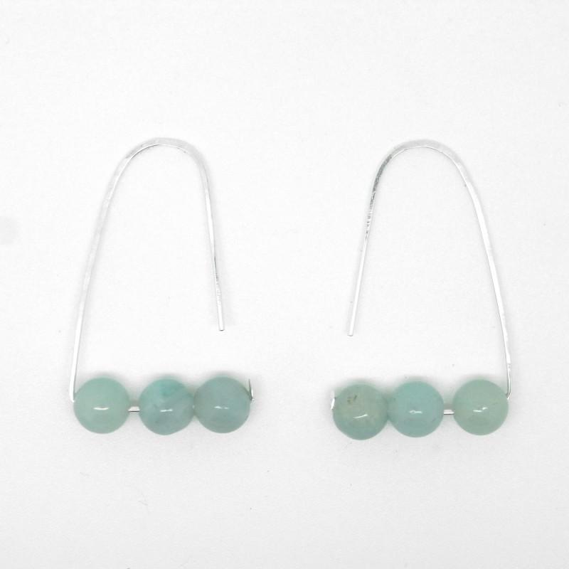 Amazonite Earrings 4