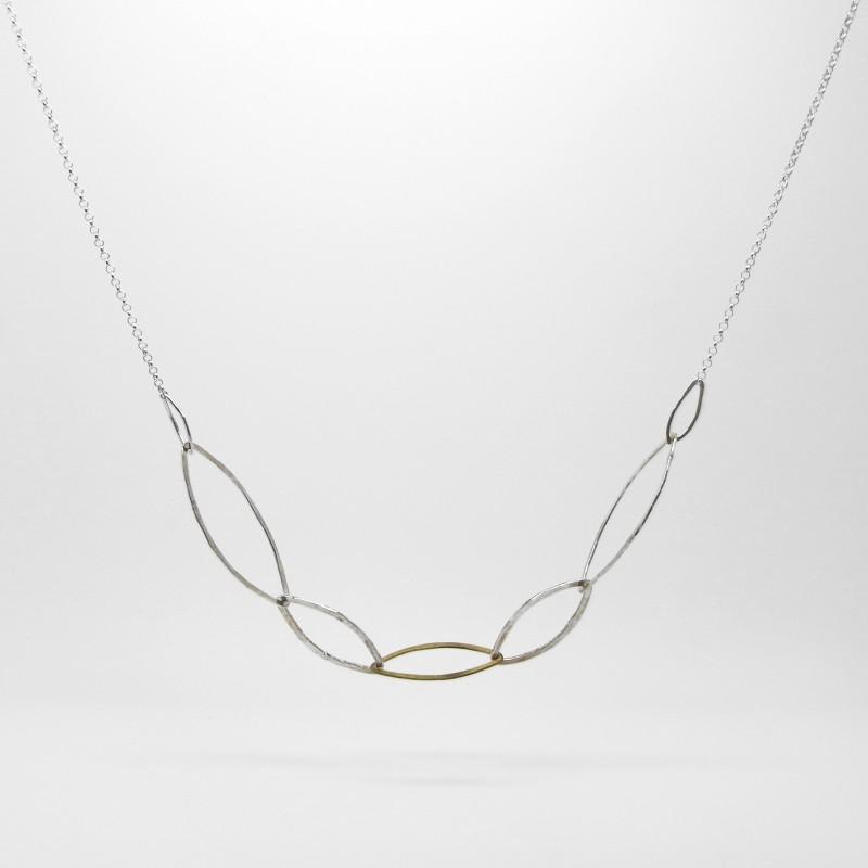 Petal Link Necklace