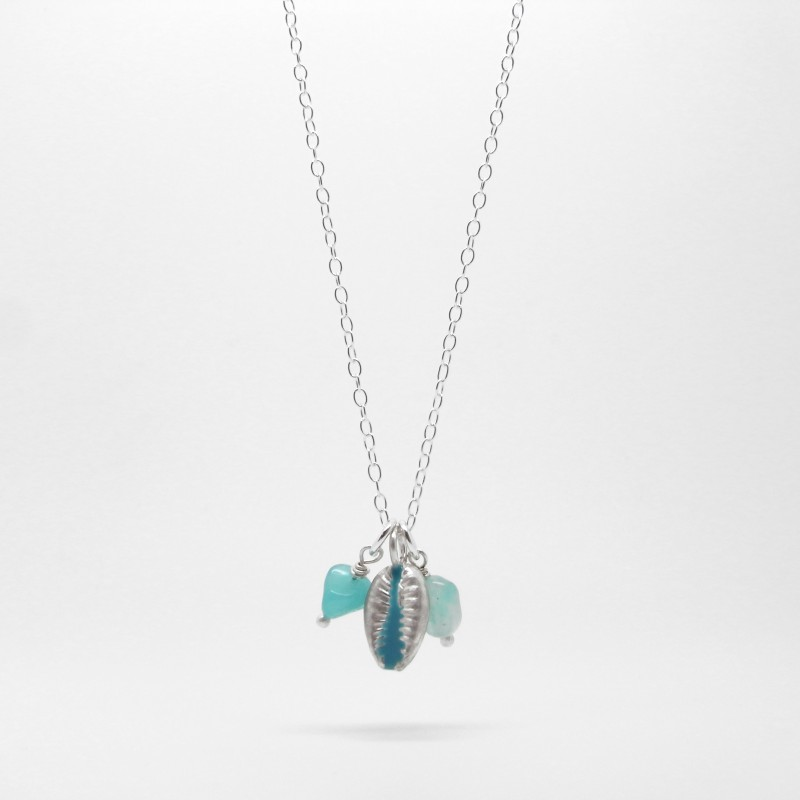 SALE - Cowrie Shell Necklace