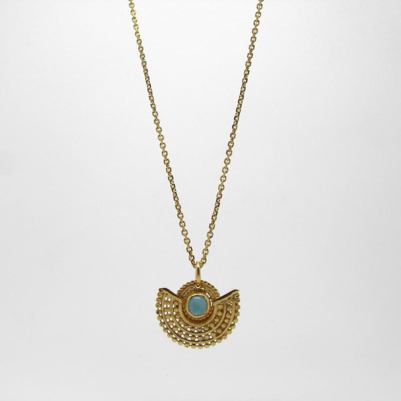 Deco Necklace - Amazonite G