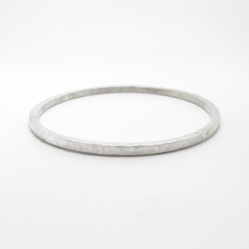 Bangle - 3mm Square (medium)