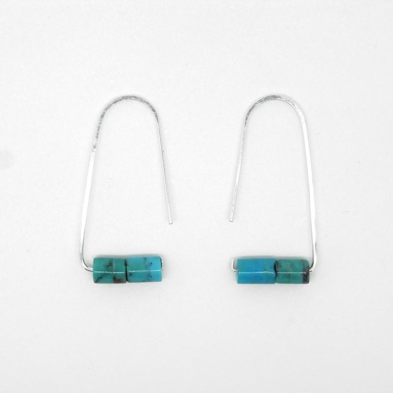 Turquoise Earrings 1