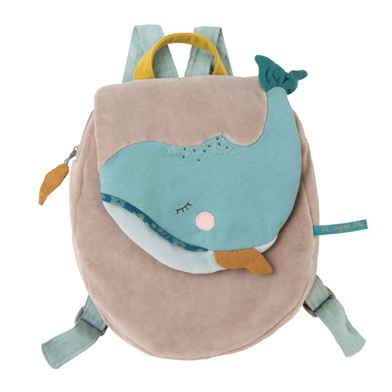 Joséphine The Whale Backpack