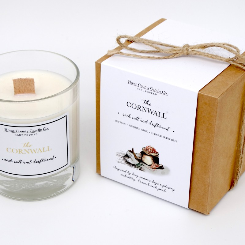 The Cornwall Candle