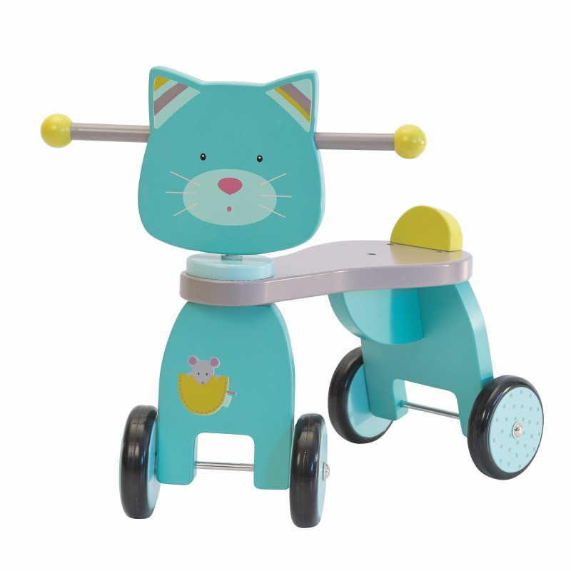 Ride-on Cat