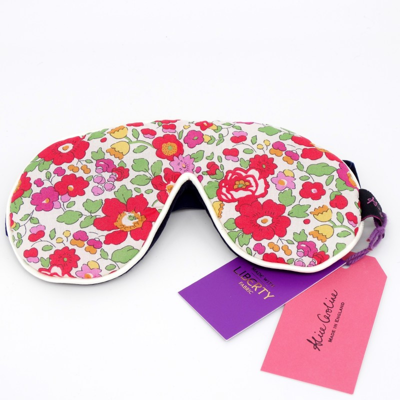 Eye Mask - Betsy Red