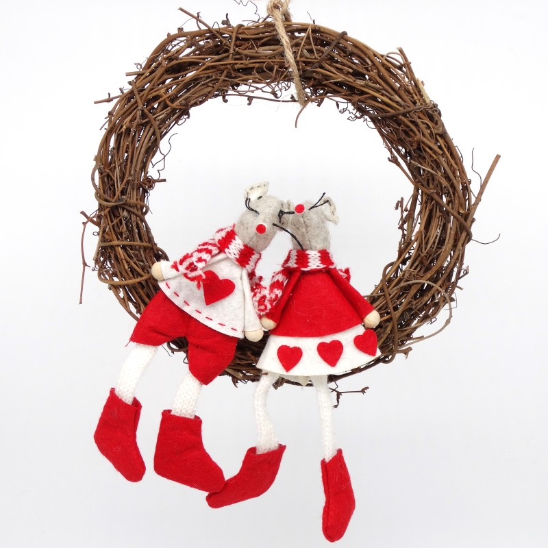 Gisela Graham - Twig Wreath