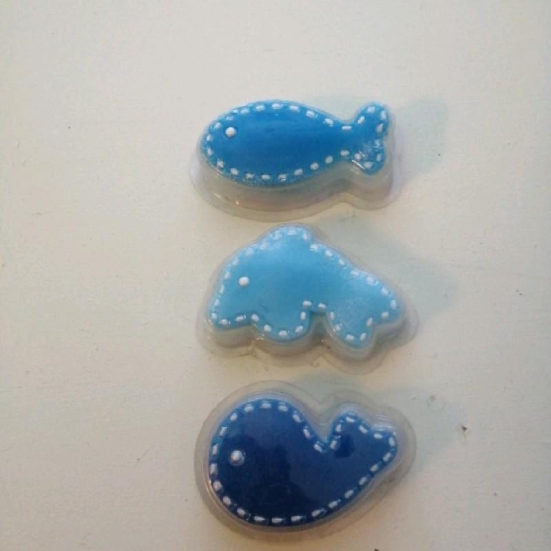 Sea themed soap