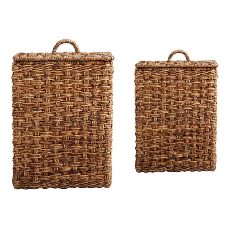Tvättkorg i två stolekar