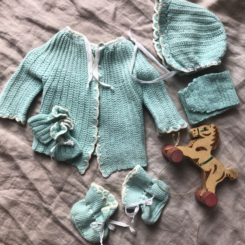 Present-kit Vint_ish Baby
