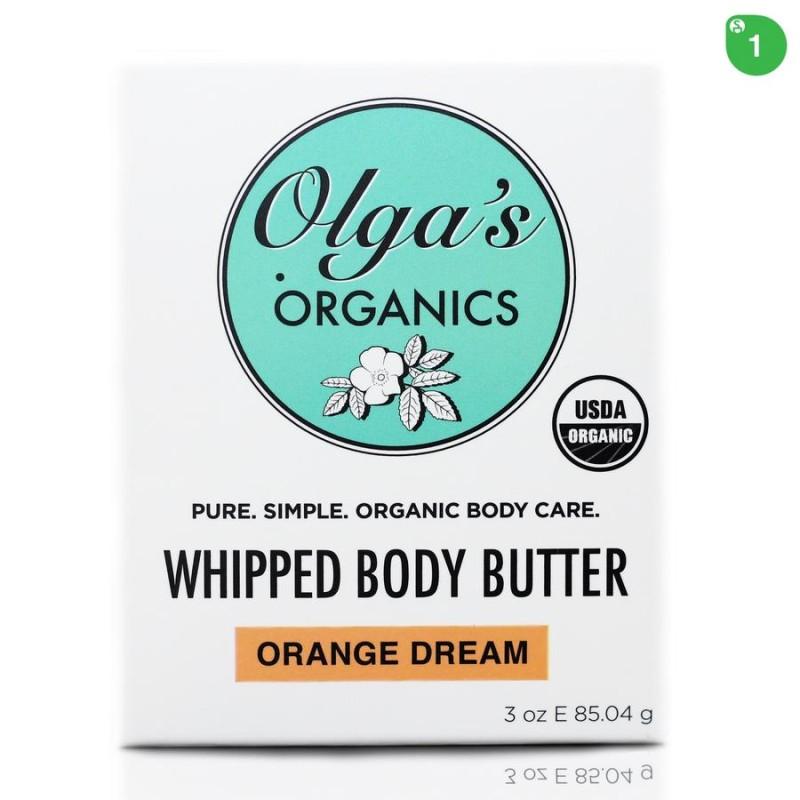 Body Butter & Hair Mask - Orange Dream