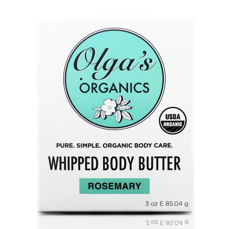 Body Butter & Hair Mask - Rosemary