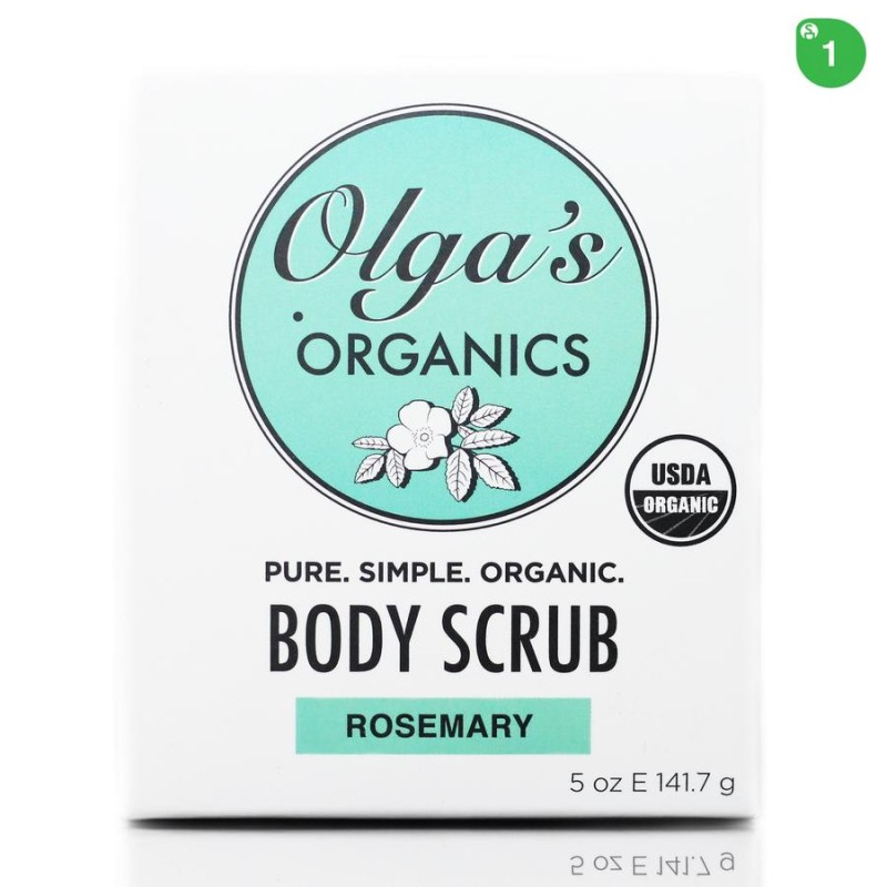 Body Scrub - Rosemary
