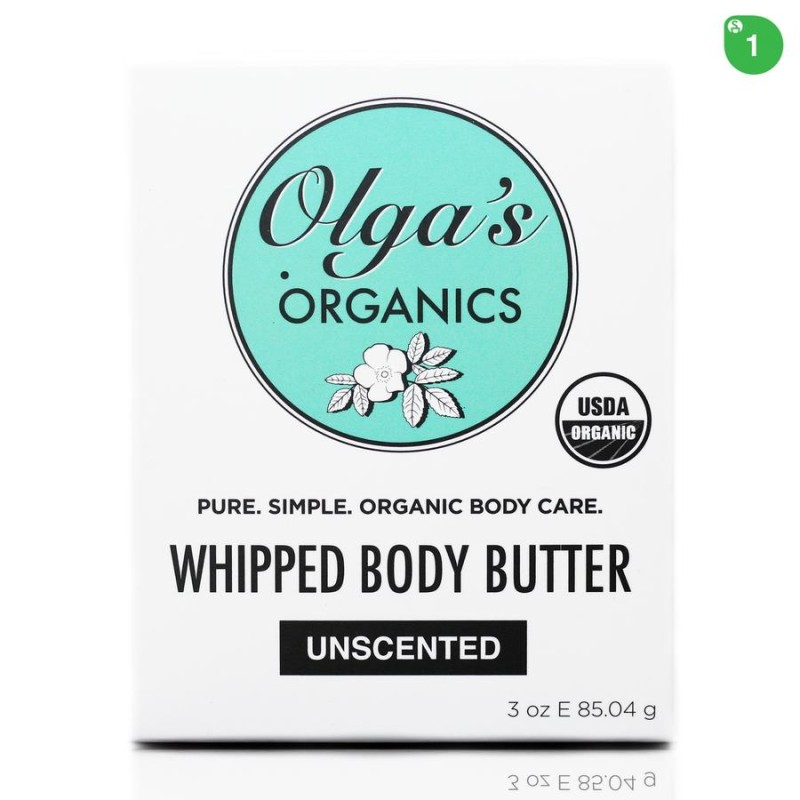 Body Butter & Hair Mask - Unscented
