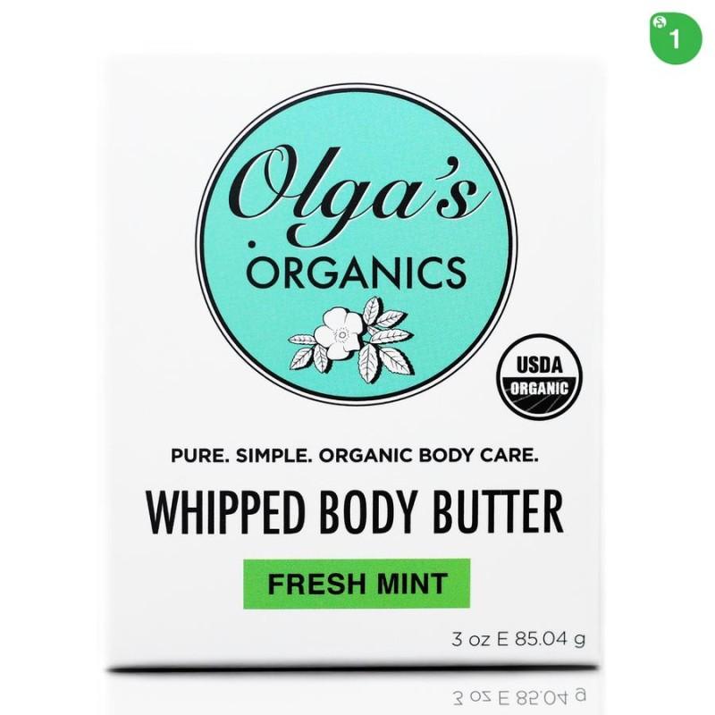 Body Butter & Hair Mask - Fresh Mint