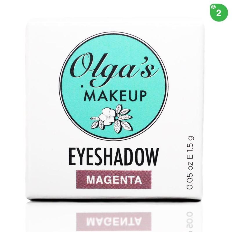 Øjenskygge Magenta