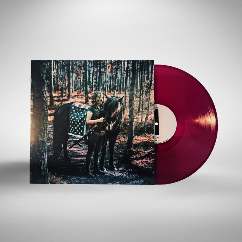 Purslane vinyl album