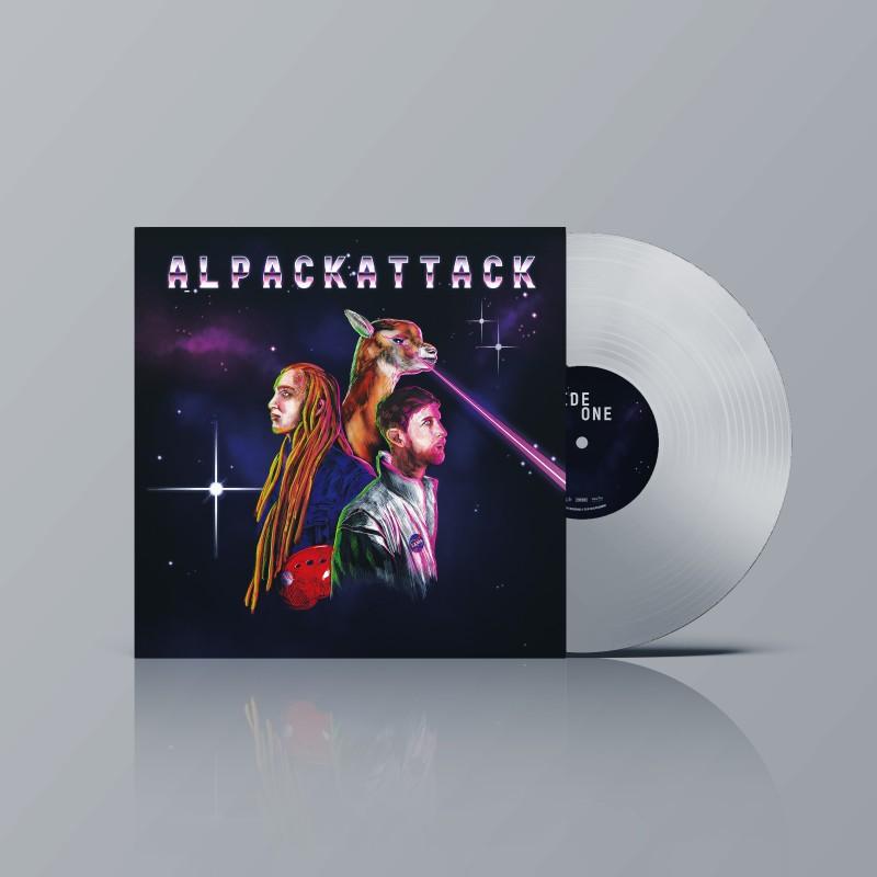 AlpackAttack Debut Album (PRE ORDER)